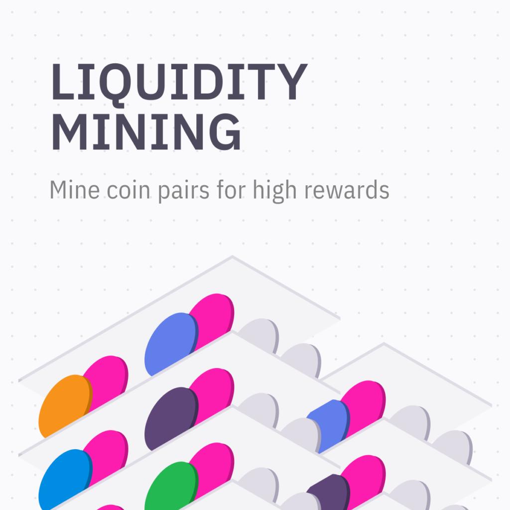 Liquidity Mining con CakeDeFi